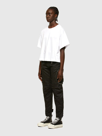 Diesel - T-BOWLESS, Weiß - T-Shirts - Image 6