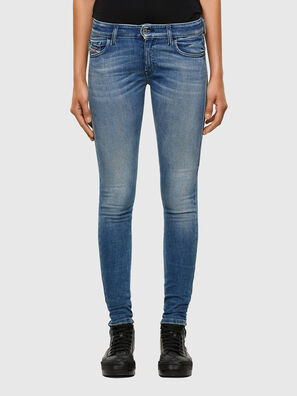 Slandy Low 009JI, Hellblau - Jeans