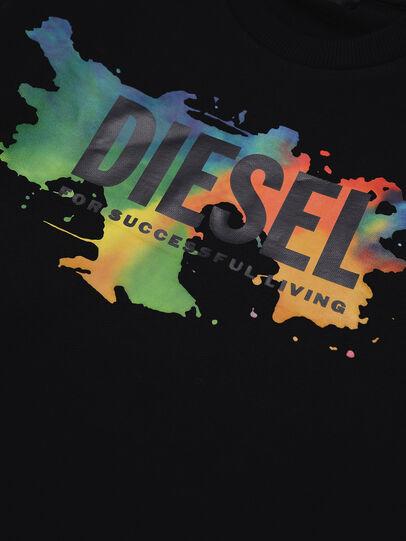 Diesel - DRAINBOW, Schwarz - Kleider - Image 3