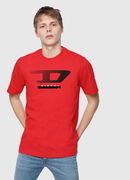 T-JUST-Y4, Rot - T-Shirts
