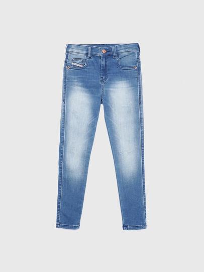 Diesel - D-SLANDY-HIGH-J JOGGJEANS, Hellblau - Jeans - Image 1
