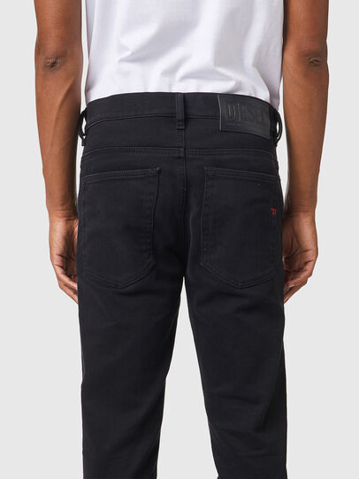 Diesel - D-Amny JoggJeans® Z9A29, Schwarz/Dunkelgrau - Jeans - Image 4