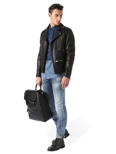 Diesel - Waykee JoggJeans 0672A,  - Jeans - Image 5