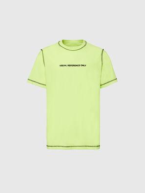 T-JUSEAM, Neongrün - T-Shirts