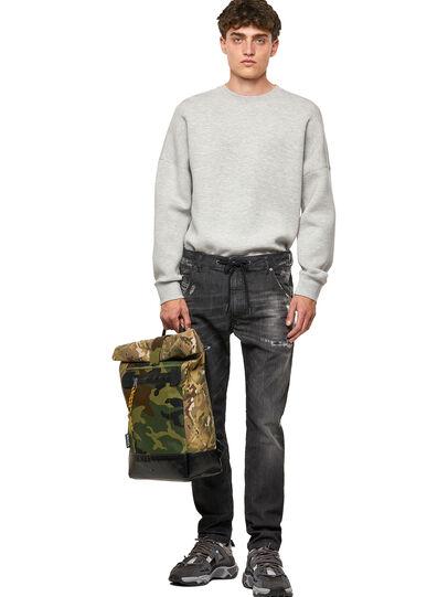 Diesel - Krooley JoggJeans® 09B53, Schwarz/Dunkelgrau - Jeans - Image 5
