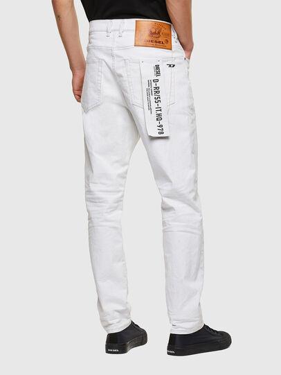 Diesel - D-Vider 003AF, Weiß - Jeans - Image 2