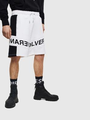 P-SHAM, Weiß/Schwarz - Kurze Hosen