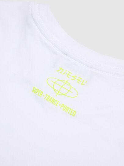 Diesel - TDIEGOYD, Weiß - T-Shirts und Tops - Image 4