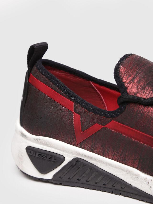 Diesel - S-KBY, Bordeauxrot - Sneakers - Image 4