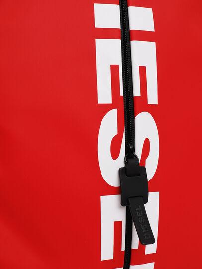 Diesel - BOLD BACK II, Rot - Rucksäcke - Image 4