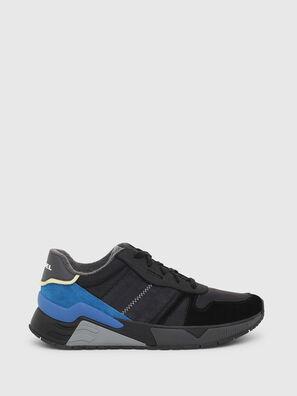 S-BRENTHA FLOW, Schwarz/Blau - Sneakers