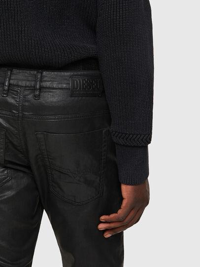 Diesel - Krooley JoggJeans® 0849R, Schwarz/Dunkelgrau - Jeans - Image 3
