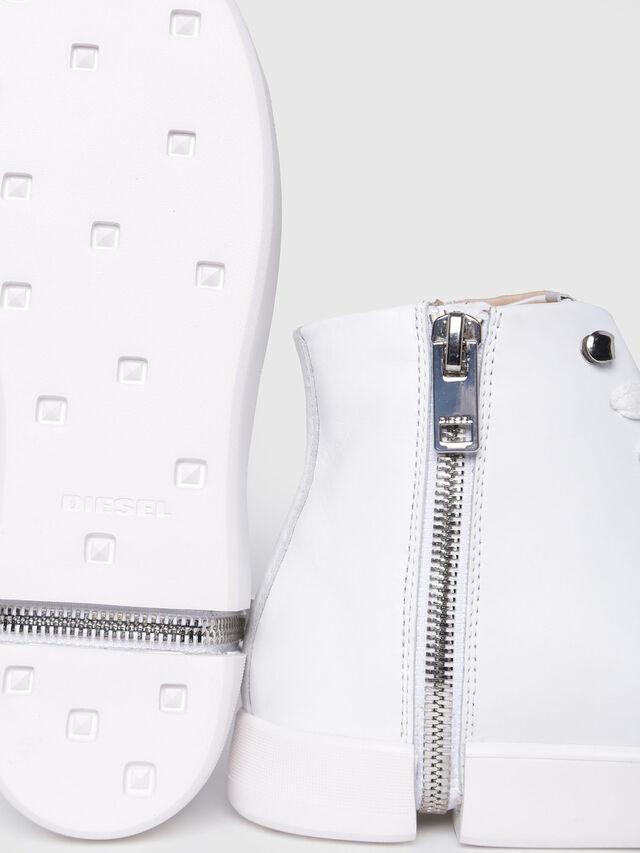 Diesel - S-NENTISH MC W, Weiß - Sneakers - Image 4