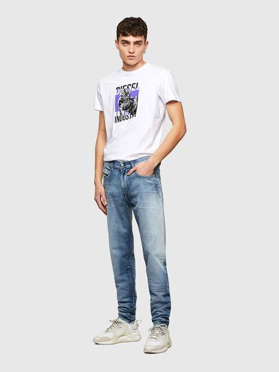 Diesel - D-Strukt 009NS, Hellblau - Jeans - Image 5