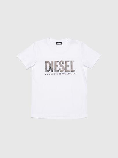 Diesel - TSILYWX, Weiß - T-Shirts und Tops - Image 1