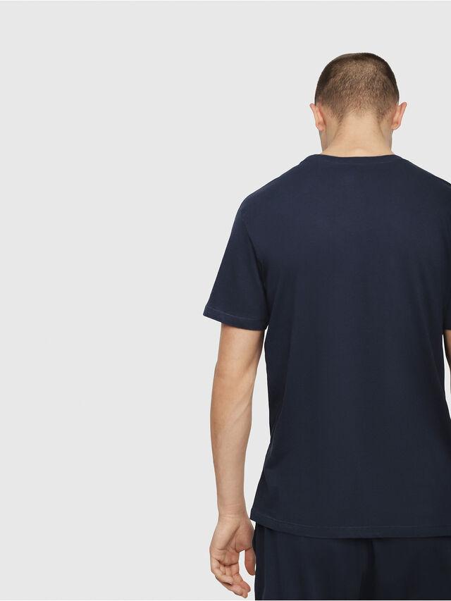 Diesel UMLT-JAKE, Mitternachtsblau - T-Shirts - Image 2