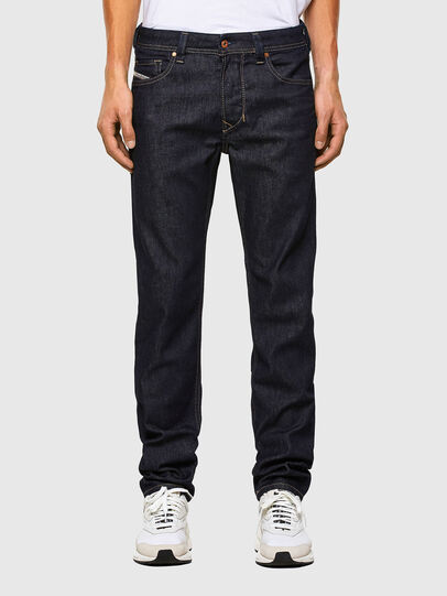 Diesel - Larkee-Beex 084HN, Dunkelblau - Jeans - Image 1