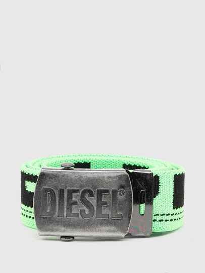 Diesel - BOXXY, Neongrün - Gürtel - Image 1