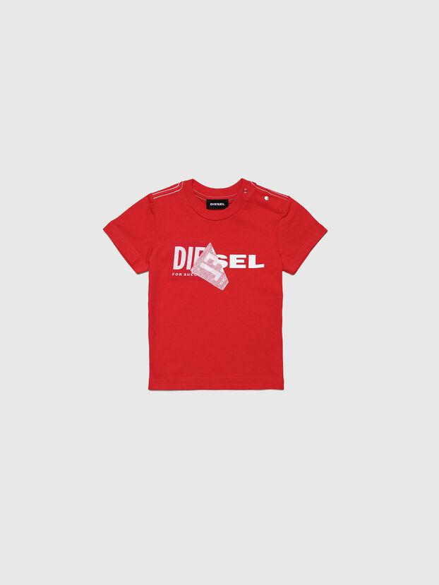 TOQUEB MC, Rot - T-Shirts und Tops