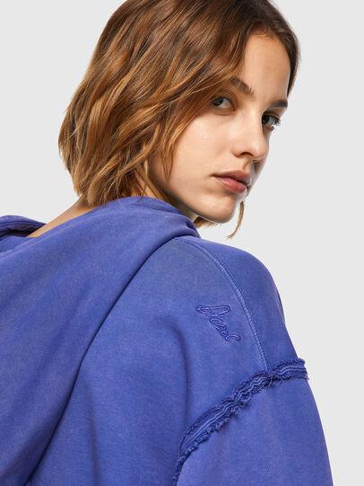 Diesel - F-MIKKY, Violett - Sweatshirts - Image 4
