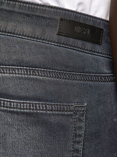 Diesel - D-Ollies JoggJeans® 069QA, Schwarz/Dunkelgrau - Jeans - Image 4