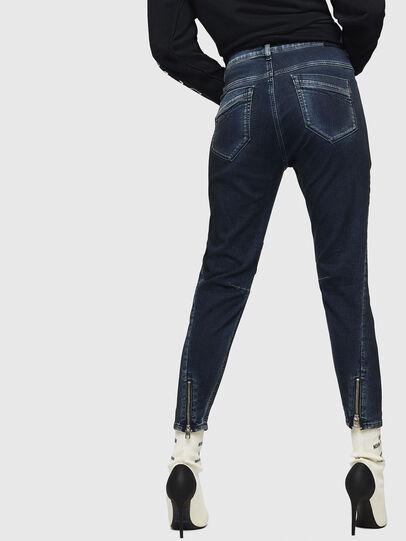 Diesel - Fayza JoggJeans 069HY, Dunkelblau - Jeans - Image 2