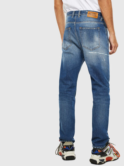 Diesel - D-Vider 0097B, Mittelblau - Jeans - Image 2