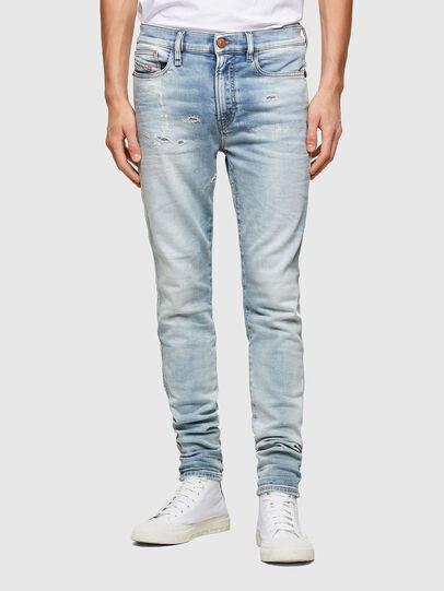 Diesel - D-Reeft JoggJeans® 069UC, Hellblau - Jeans - Image 1