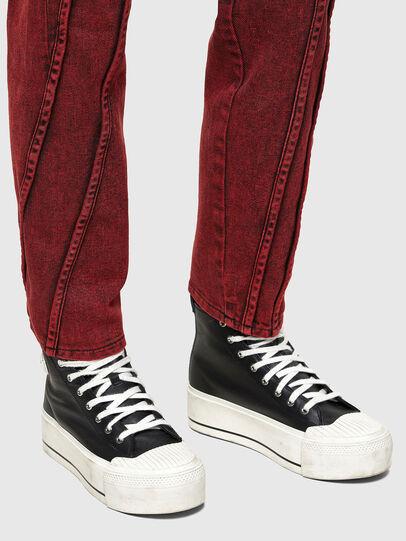 Diesel - D-Joy 009RJ, Rot - Jeans - Image 4