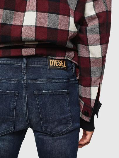 Diesel - D-Istort 0870C,  - Jeans - Image 4