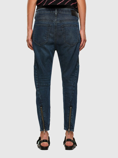 Diesel - FAYZA JoggJeans® 069PQ, Dunkelblau - Jeans - Image 2