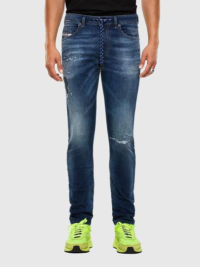 Diesel - Thommer JoggJeans® 069PL, Dunkelblau - Jeans - Image 1