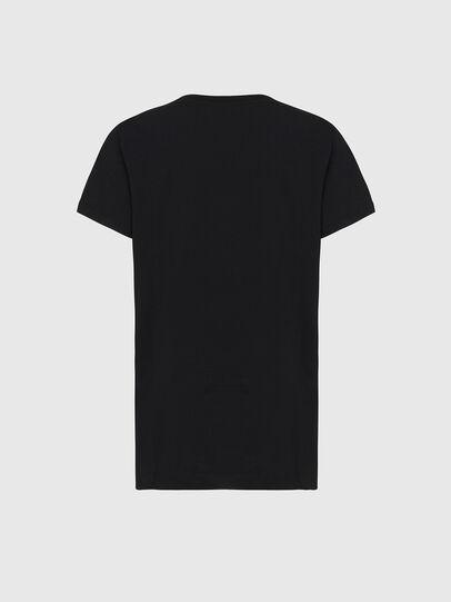 Diesel - T-DARIA-E31, Schwarz - T-Shirts - Image 2