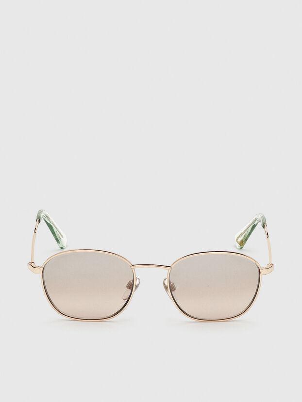 DL0307, Gesichtspuder - Sonnenbrille