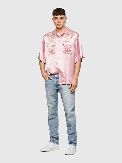 Diesel - S-MITCH, Rosa - Hemden - Image 7