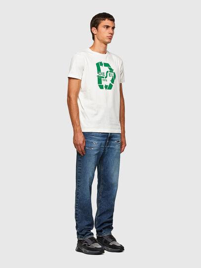 Diesel - T-DIEGOS-N23, Weiß - T-Shirts - Image 4