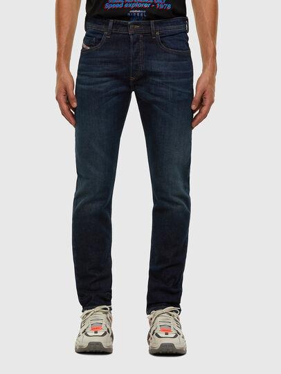Diesel - Buster 009HN, Dunkelblau - Jeans - Image 1
