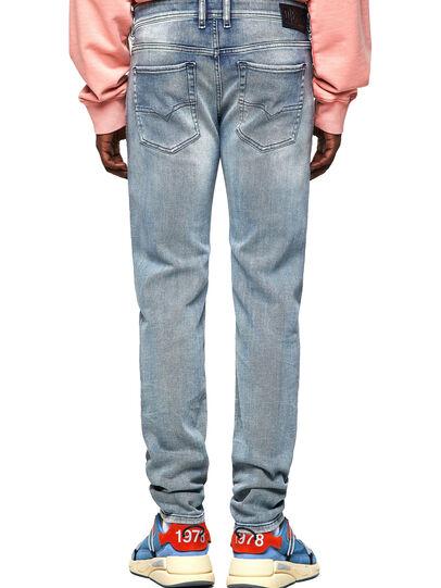 Diesel - Sleenker 009KL, Mittelblau - Jeans - Image 2