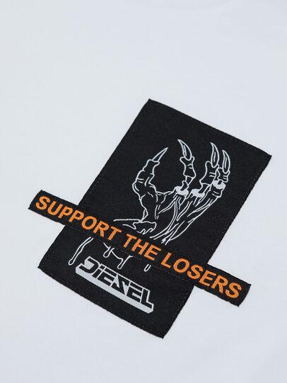Diesel - TJUSTLSA9 OVER,  - T-Shirts und Tops - Image 3