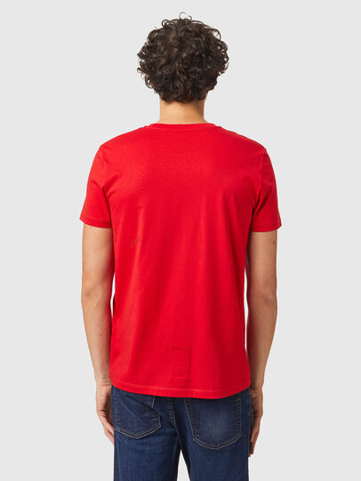 Diesel - T-INY-B2, Rot - T-Shirts - Image 2
