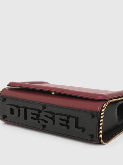 Diesel - YBYS M, Bordeauxrot - Schultertaschen - Image 7