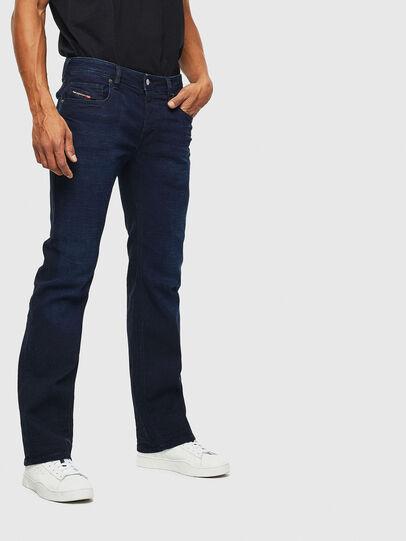 Diesel - Zatiny 0098I, Dunkelblau - Jeans - Image 1