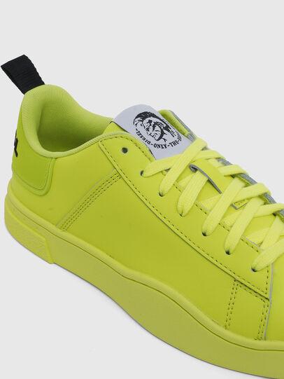 Diesel - S-CLEVER LOW LACE W, Neongelb - Sneakers - Image 4