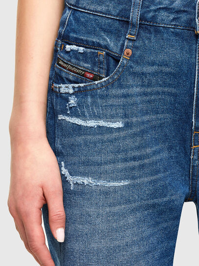 Diesel - Fayza 0079R, Mittelblau - Jeans - Image 3