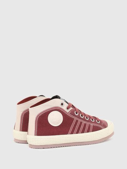 Diesel - S-YUK MC W, Rot - Sneakers - Image 3
