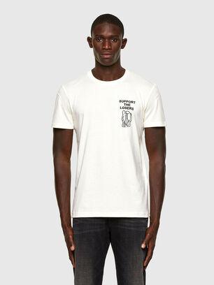 T-DORYMO-A1, Weiß - T-Shirts