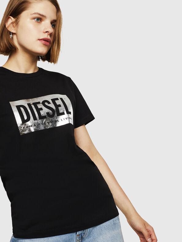 T-FOIL, Schwarz - T-Shirts