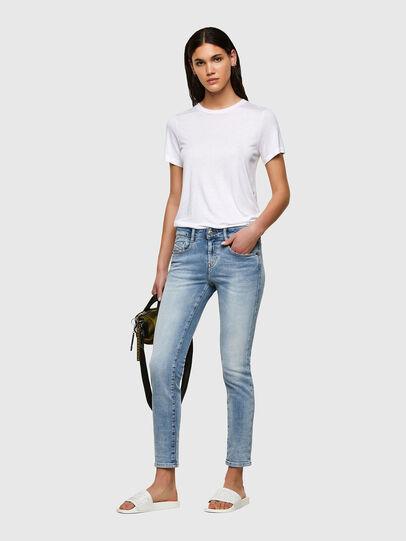Diesel - D-Ollies JoggJeans® 069UX, Hellblau - Jeans - Image 5