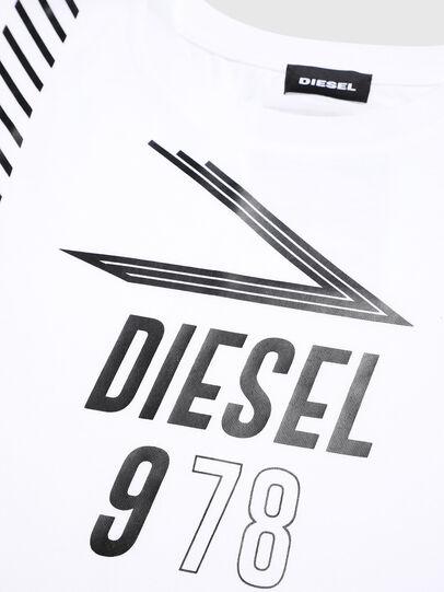 Diesel - TJTITA, Weiß - T-Shirts und Tops - Image 4
