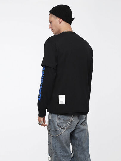 Diesel - T-WALLACE-XB,  - T-Shirts - Image 2